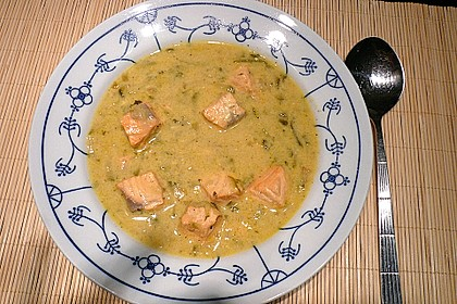 Curry-Fischsuppe 10