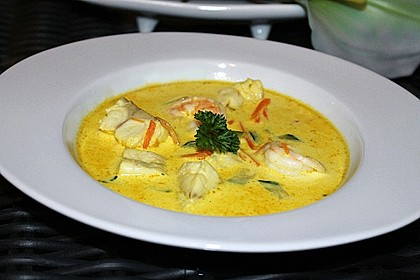 Curry-Fischsuppe 2