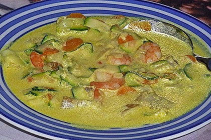 Curry-Fischsuppe 5