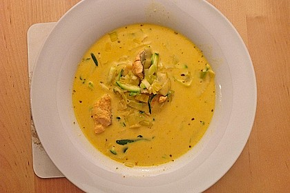 Curry-Fischsuppe 12