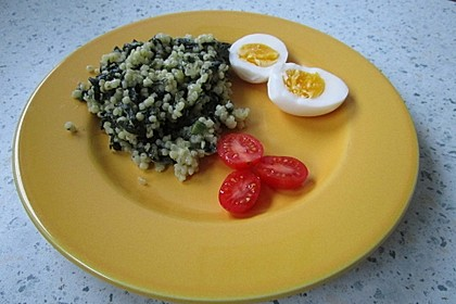 Spinat-Graupen-Risotto 3