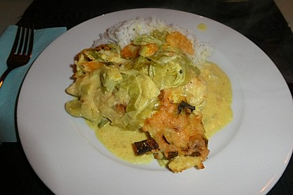 Aprikosen-Curry-Schnitzel 13