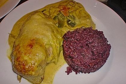 Aprikosen-Curry-Schnitzel 24