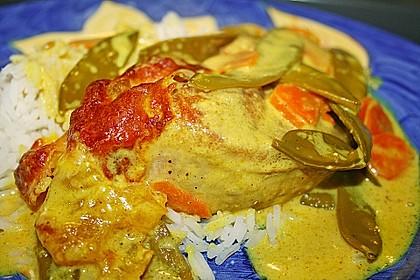 Aprikosen-Curry-Schnitzel 3