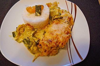 Aprikosen-Curry-Schnitzel 4