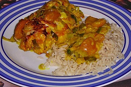 Aprikosen-Curry-Schnitzel 14