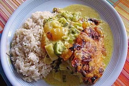 Aprikosen-Curry-Schnitzel 8