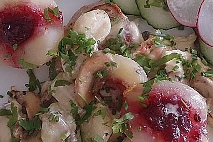 Schweinefilet-Gnocchi-Birnen-Preiselbeer-Brie-Gratin 39