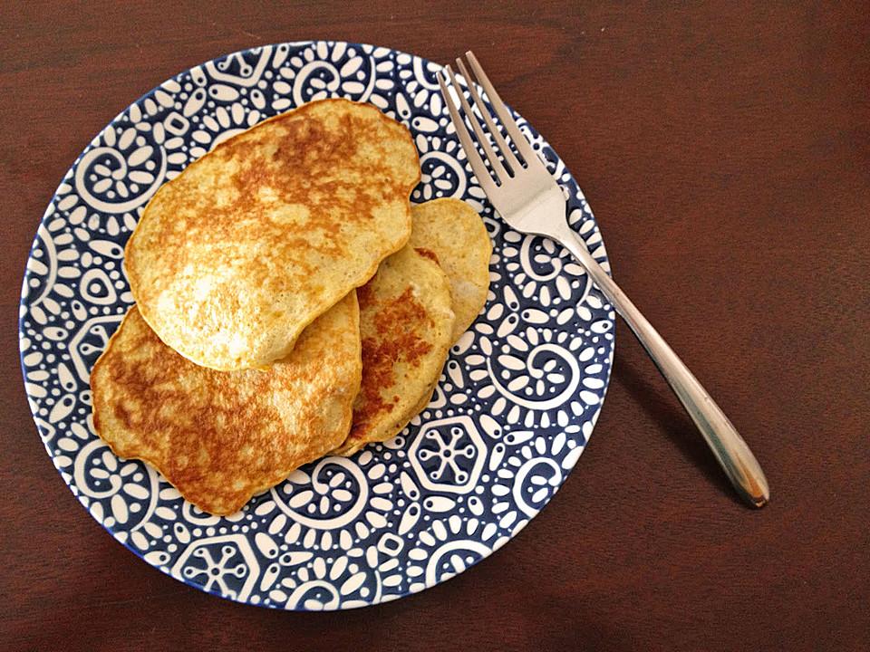 Einfache Bananen Pfannkuchen Von Healthyfood Chefkochde