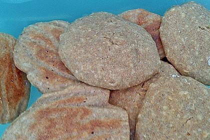 Obst-Kekse für Kleinkinder