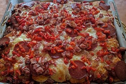 Bubble up Pizza 16