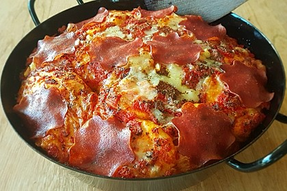 Bubble up Pizza 1
