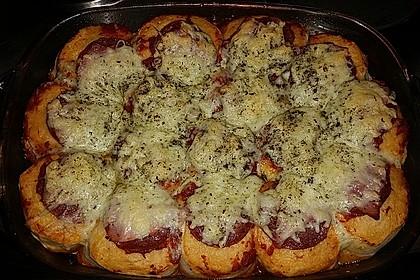 Bubble up Pizza 22