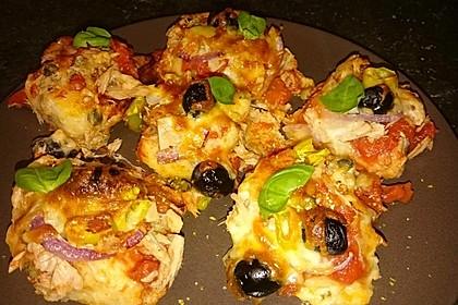 Bubble up Pizza 17