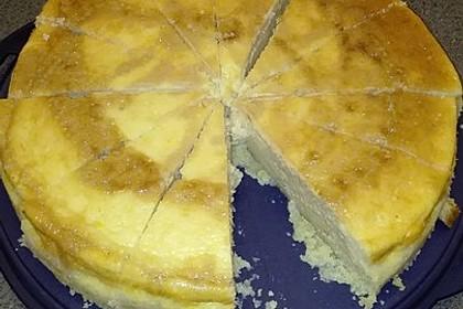 Karamell Käsekuchen (Bild)