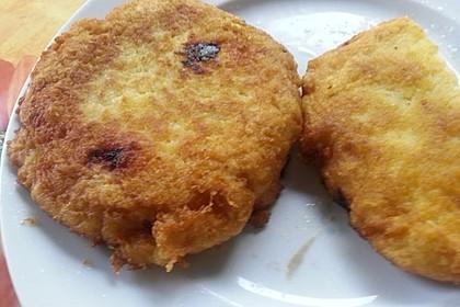 Piroggen aus rohen Kartoffeln (Bild)