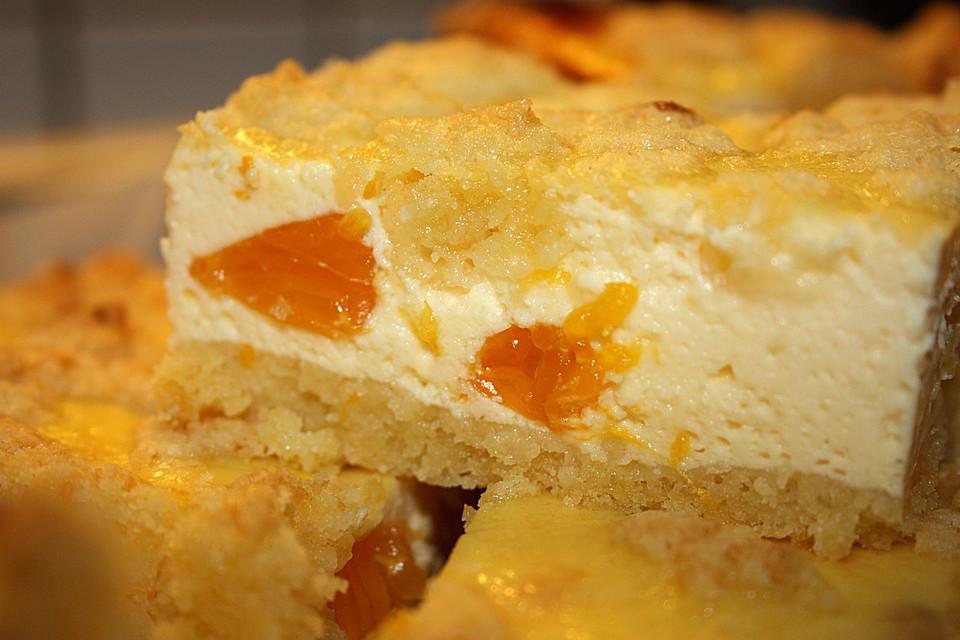 Vanille Quark Streuselkuchen Vom Blech Von Sweetmilla Chefkoch De