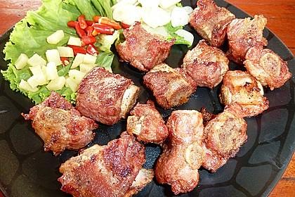 Fermentierte oder gepökelte Schweinerippchen 1