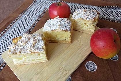 Omas bester Apfelkuchen 1
