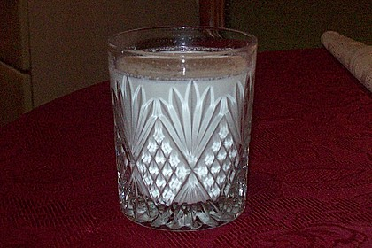 Mandelmilch (Nussmilch) 3