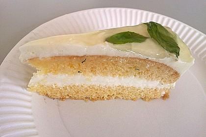 Hugo-Torte (Bild)