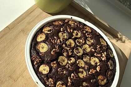 Lockerer Schokoladen-Blechkuchen 6