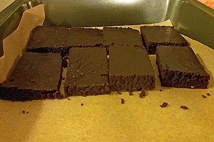 Lockerer Schokoladen-Blechkuchen 4