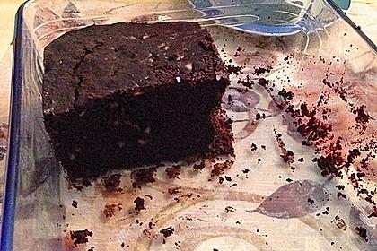 Lockerer Schokoladen-Blechkuchen 3