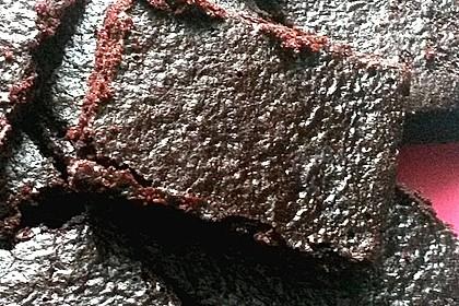 Lockerer Schokoladen-Blechkuchen 5