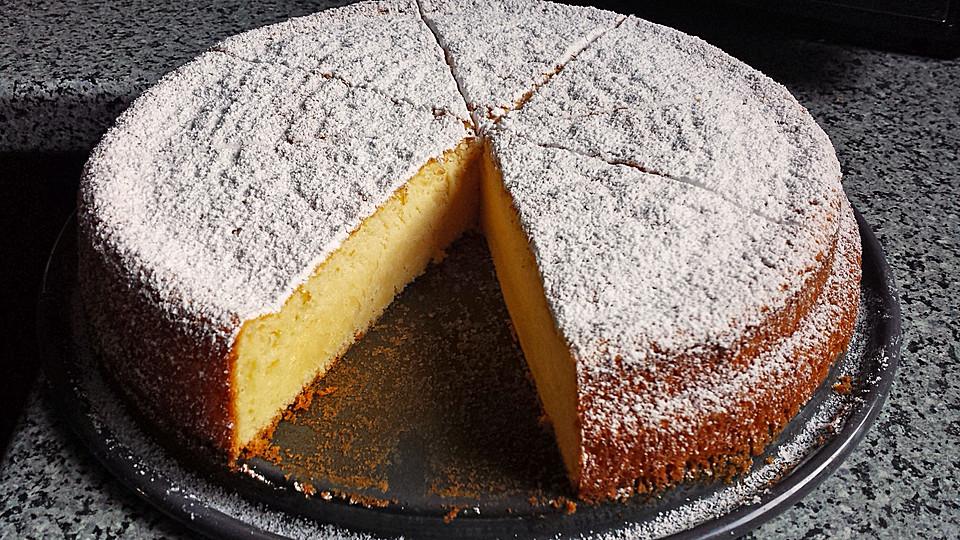 Italienischer Zitronenkuchen Von Nunja Chefkoch De