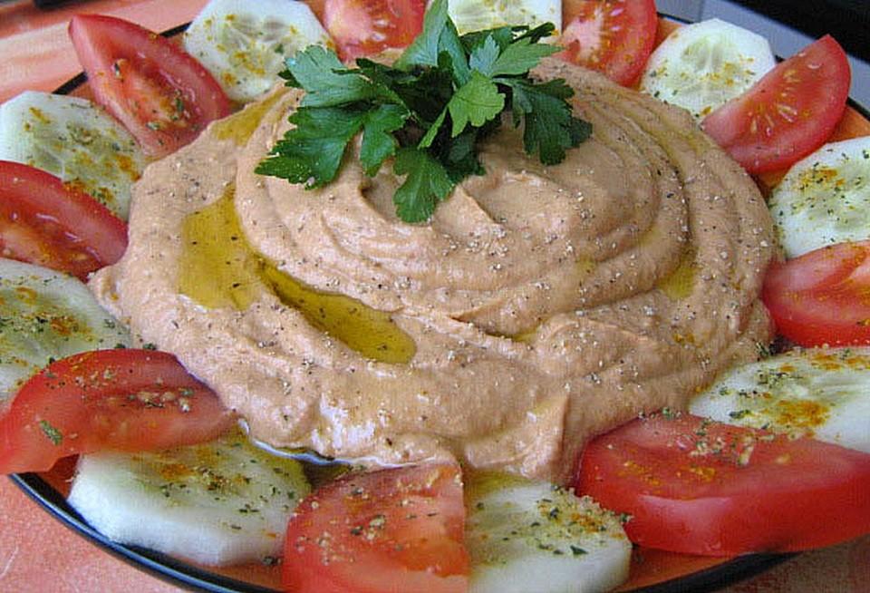 Arabische Dips und Pürees - Grundlage von cmkhjian   Chefkoch