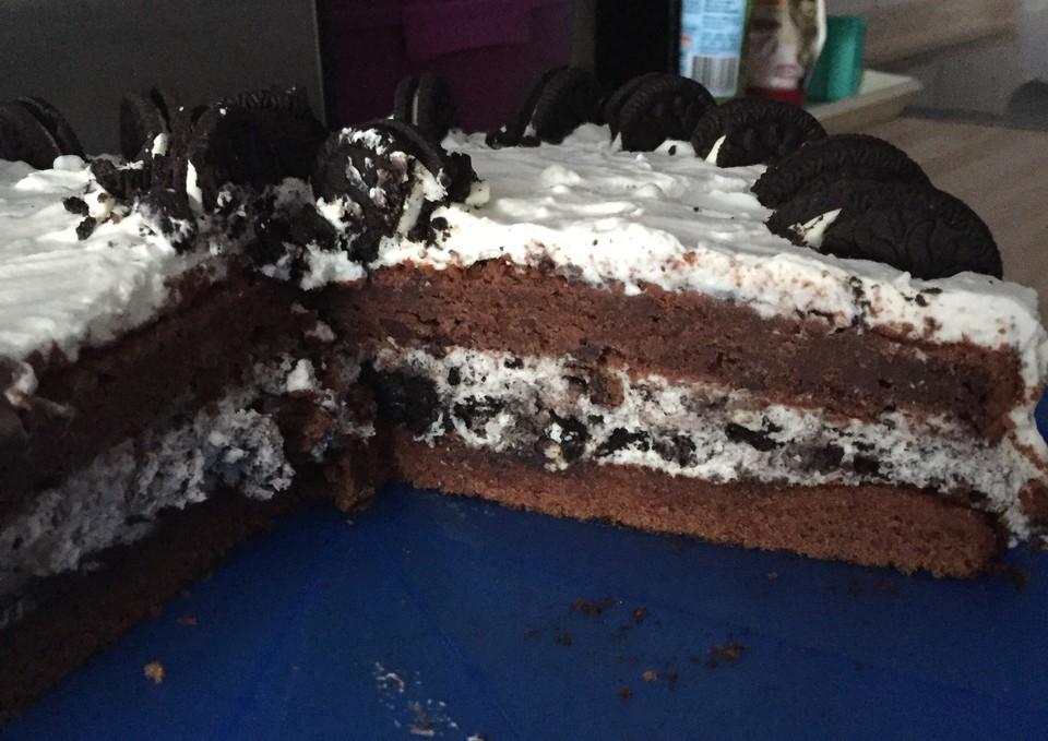 Oreo Torte Von Himmelsherz Chefkoch De