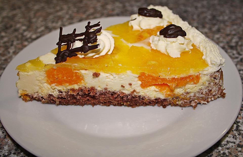 Schoko Orangen Tortchen Von Ufaudie58 Chefkoch De