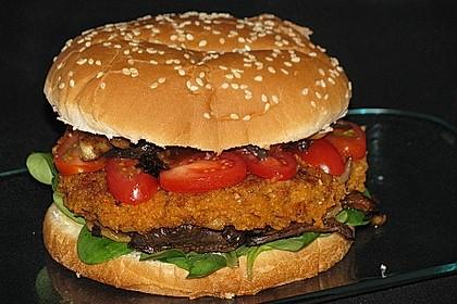 Die einfachsten Veggie-Burger der Welt