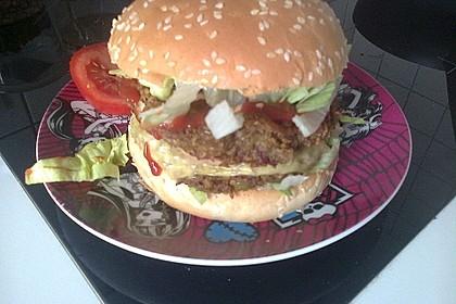 Die einfachsten Veggie-Burger der Welt 11