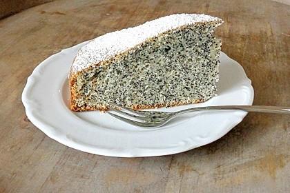 Mohnkuchen - simpel aber fein (Bild)