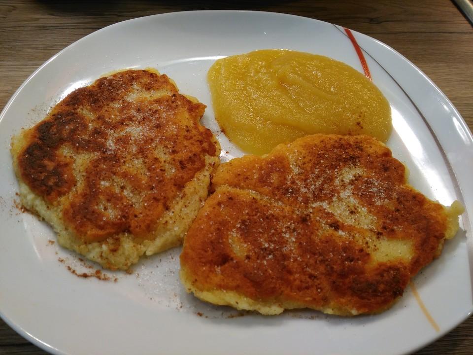 Kartoffelpuffer Aus Gekochten Kartoffeln Von Ficheland Chefkochde