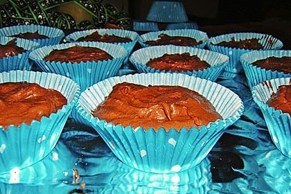 Flowers schokoladige Power-Muffins 2