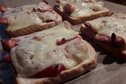 Hotdog-Toast