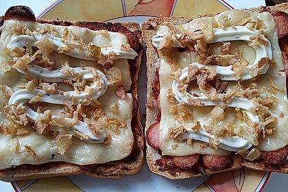 Hotdog-Toast 1