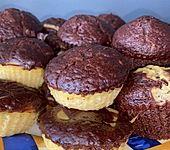 Vegane Cheesecake-Muffins (Bild)