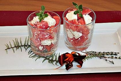 Wassermelonen-Feta Salat 20