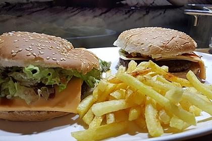 Double Cheeseburger mit Gruyère 1