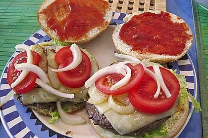 Double Cheeseburger mit Gruyère 3