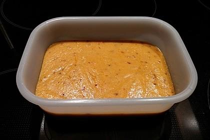 Leckere Chili-Käse-Soße für Burger bzw. Nachos 1