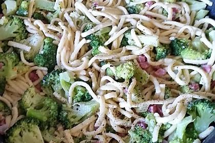 Brokkoli-Spätzle-Pfanne (Bild)
