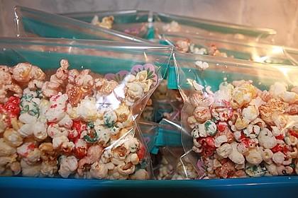 Buntes Karamell-Popcorn 2