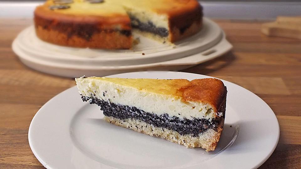 Kase Mohn Kuchen Von Badegast1 Chefkoch De