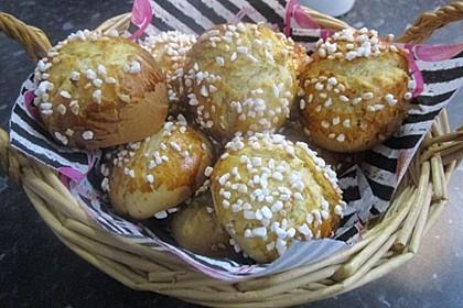 Süße Frühstücksbrötchen 3