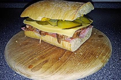 Sandwich Cubanos von Maik 3